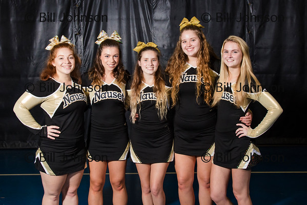 Nauset Coed Cheerleading Team and Roster 2016_2017