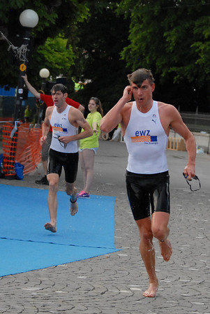 Zytturm-Triathlon Zug 2013