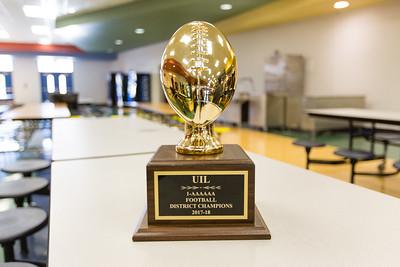 El Dorado Football Trophy Presentation