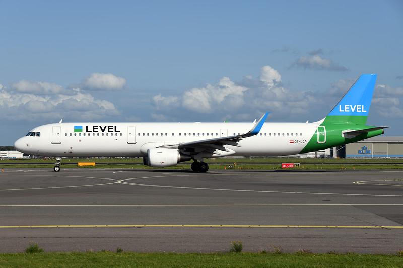 Level (Austria) Airbus A321-211 WL OE-LCP (msn 6629) AMS (Ton Jochems). Image: 947372.