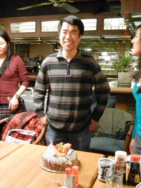 Jackson's Birthday 2011/11/30