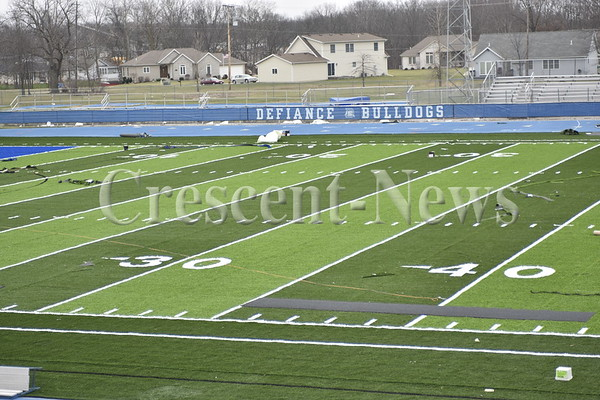 12-17-15 Sports Defiance Football Field