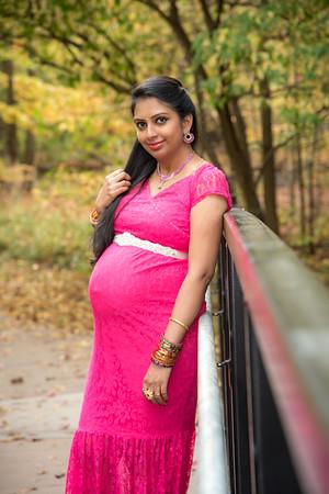 Priyadarshini Maternity Shoot