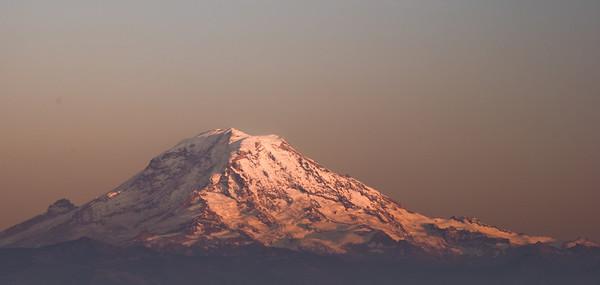 Mount Rainier from Auburn
