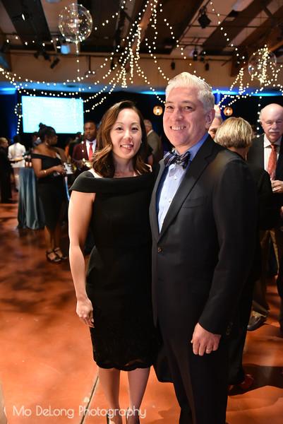 Keiko and Francis Abella