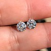 1.75ctw Old European Cut Diamond Pair, GIA J VS1/J VS1 1