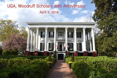 Woodruff Scholarship 30th Anniversary Dinner