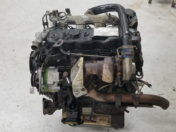 LS engine and Isuzu 4BD1T