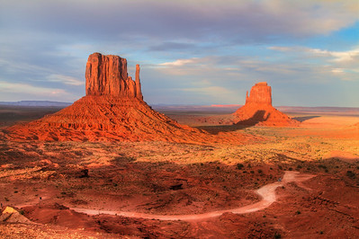 Monument Valley/Canyon de Chelly