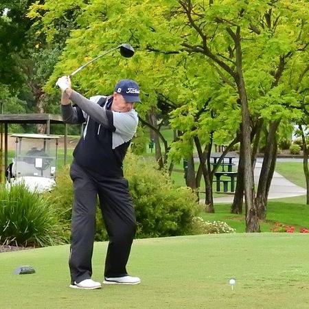 2020 Australian PGA Seniors Championship - Day 1