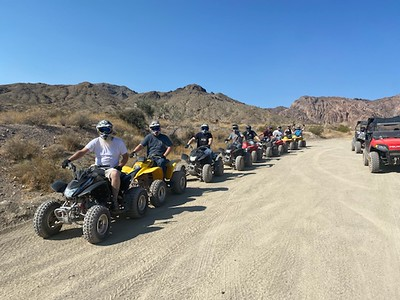 10/21/20 Eldorado Canyon ATV Tour