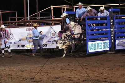 Friday Night Bull Riding