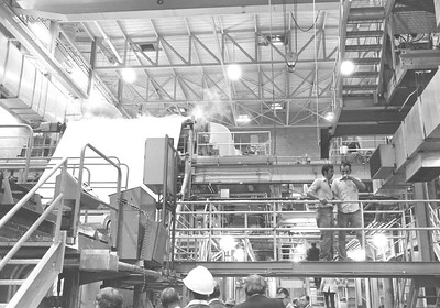 Days Gone By: images of paper mills from The Eagle's archives