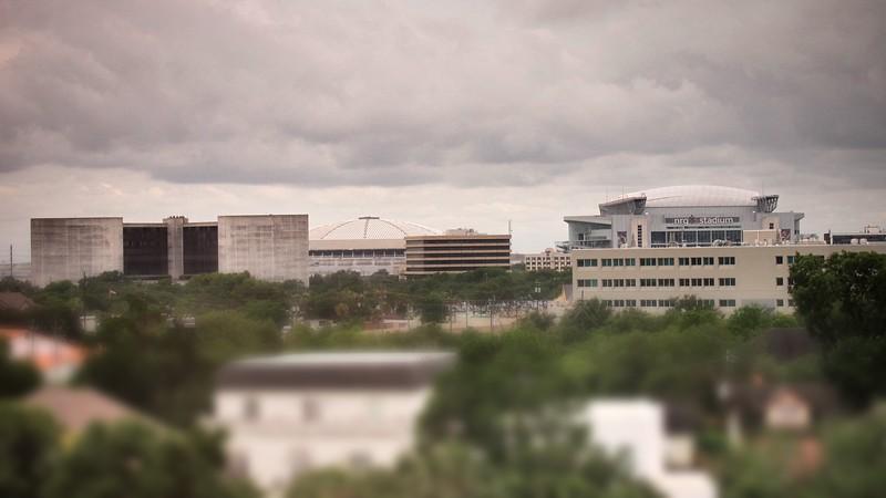 Astrodome/NRG Stadium