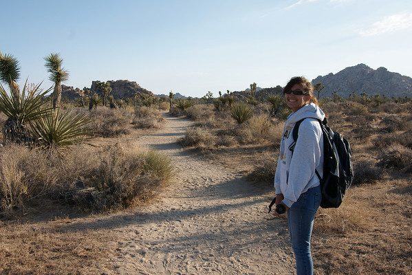 Boy Scout to Willow Hole Trail