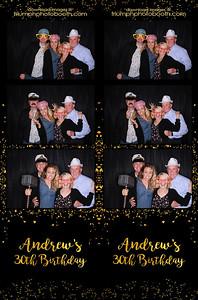 2/23/20 - Andrew's 30th Birthday