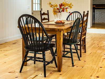 Colonial Tables, Nora Johnsmeyer