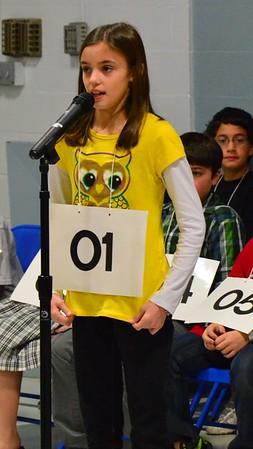 20120119  Pollard Spelling Bee