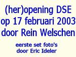 2003-0217 DSE -heropening