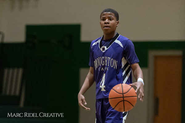 Broughton JV boys basketball vs Cardinal Gibbons. February 7, 2019. 750_3258