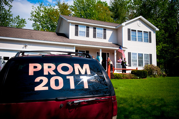Milton High School Prom 2011