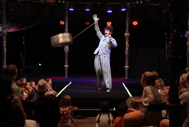 Russell Bruner - Fringe World Festival