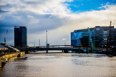 Docklands, Southbank, Jun 2013