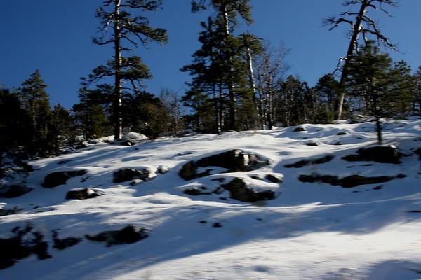 Flagstaff Arizona Winter