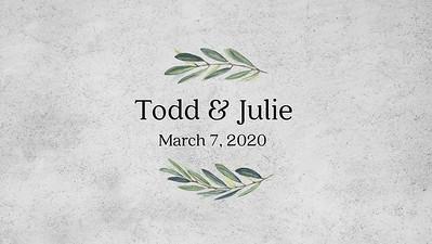 07.03 Todd & Julie
