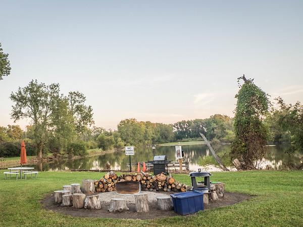 Ferjanic Farm Reception party