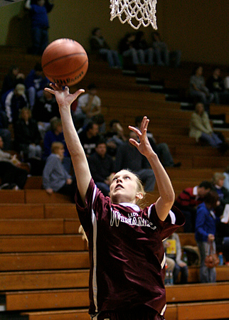Winamac Girls Basketball 2007-2008