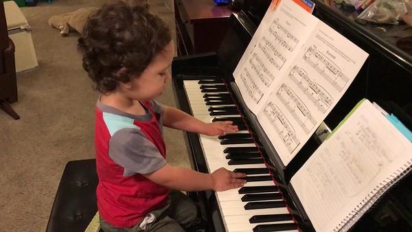 3/30- Pianist