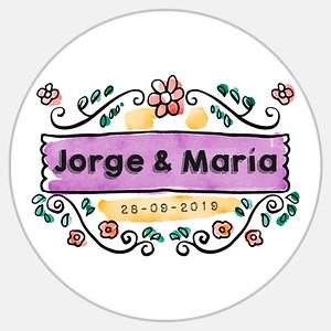 Jorge & María