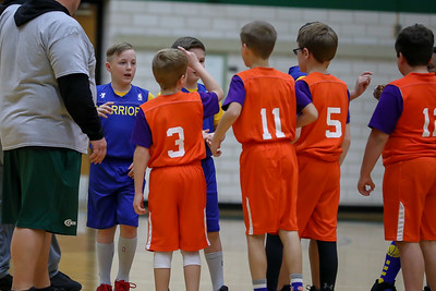 Suns vs Warriors 4th Grade