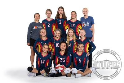 2019 303 Volleyball Academy