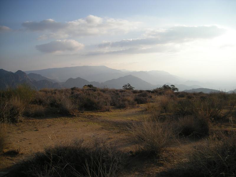 Dana Nature Preserve, Jordan