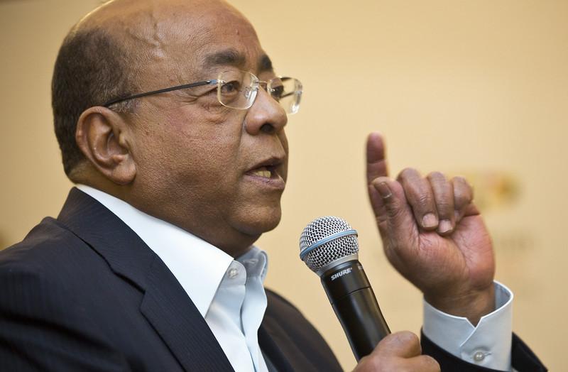 Virus Outbreak Vaccines Mo Ibrahim