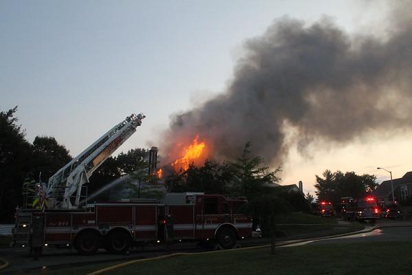Saugus Ma 3rd alarm fire 7/12/2015