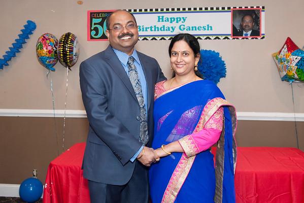 Ganesh's 50th Birthday Party