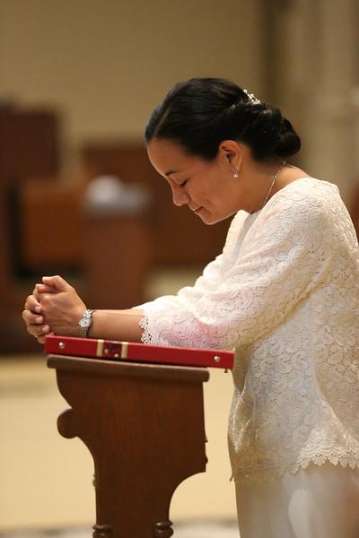 Sister Angela Alban's Perpetual Profession