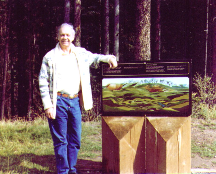Wayne J. Eldredge, Banf, Canada .jpg
