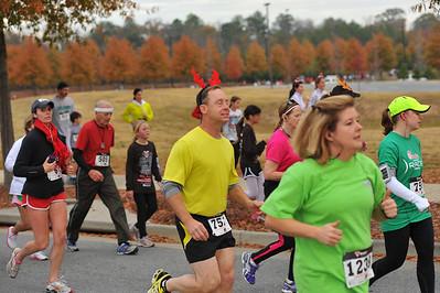 2012 Fun Run & LEAP Community Service