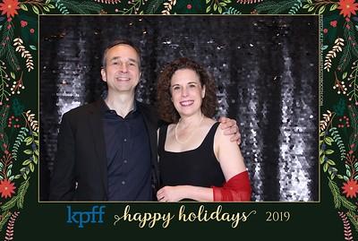 KPFF 2019 Holiday Party