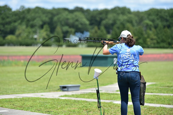 NJ Trap Shooting Association -NJ State Shoot-Thursday