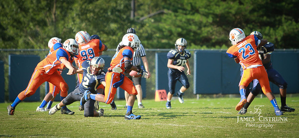 Dacula L'Ville Youth Football