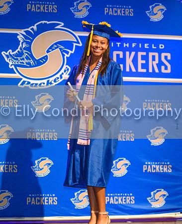 """Getting """"diploma"""" at Graduation 6-12-2021"""