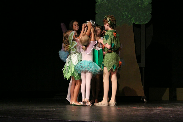 Peter Pan, Jr. Children's Summer Theatre 2014
