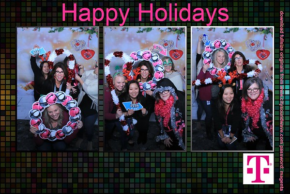 T-Mobile Consumer Markets Holiday Party 2019