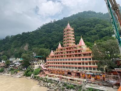 2021-08-Rishikesh & Haridwar visit