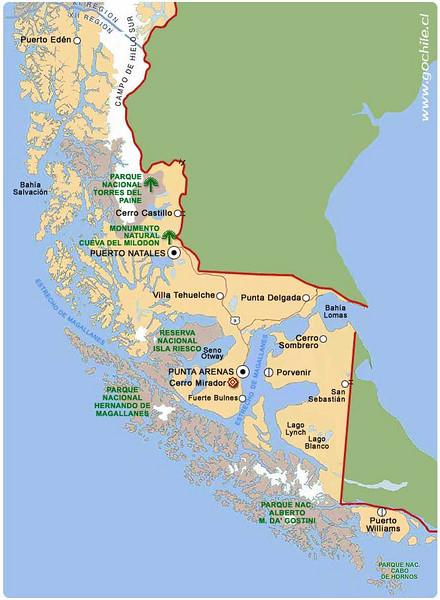 10 - Puerto Natales